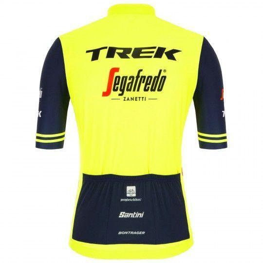 Trek Segafredo Training Edition 2021 Radtrikot kurzarm 3