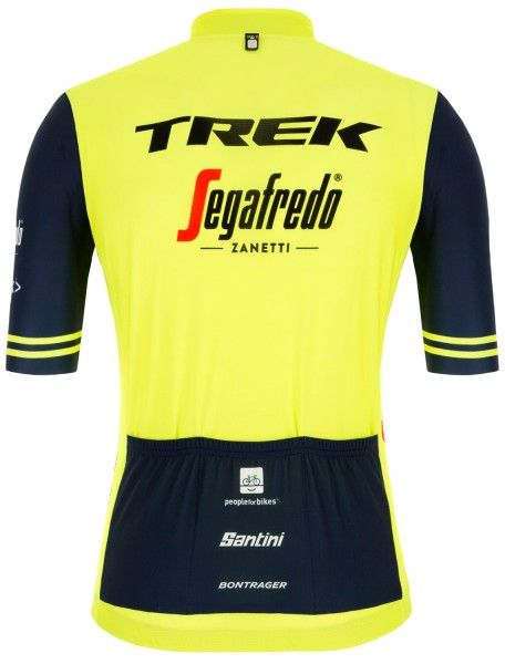 Trek Segafredo Trainings Edition 2020 Radtrikot kurzarm 3