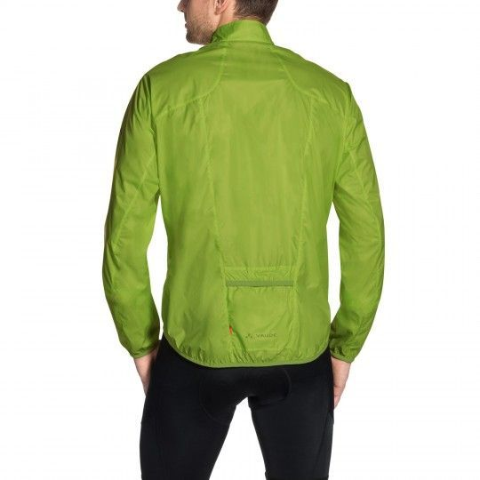 Vaude Men AIR JACKET III Windjacke grün 4