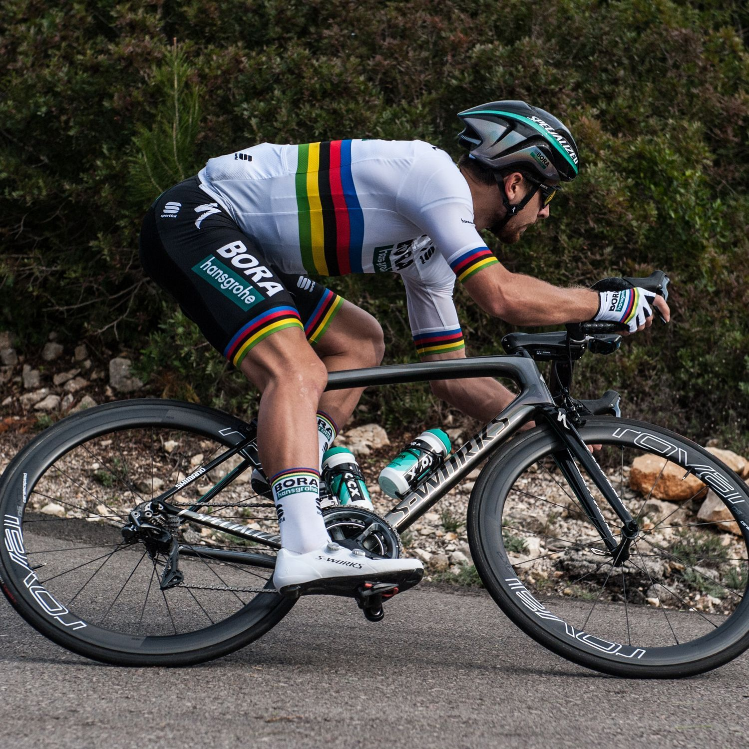 how to become a professional road cyclist