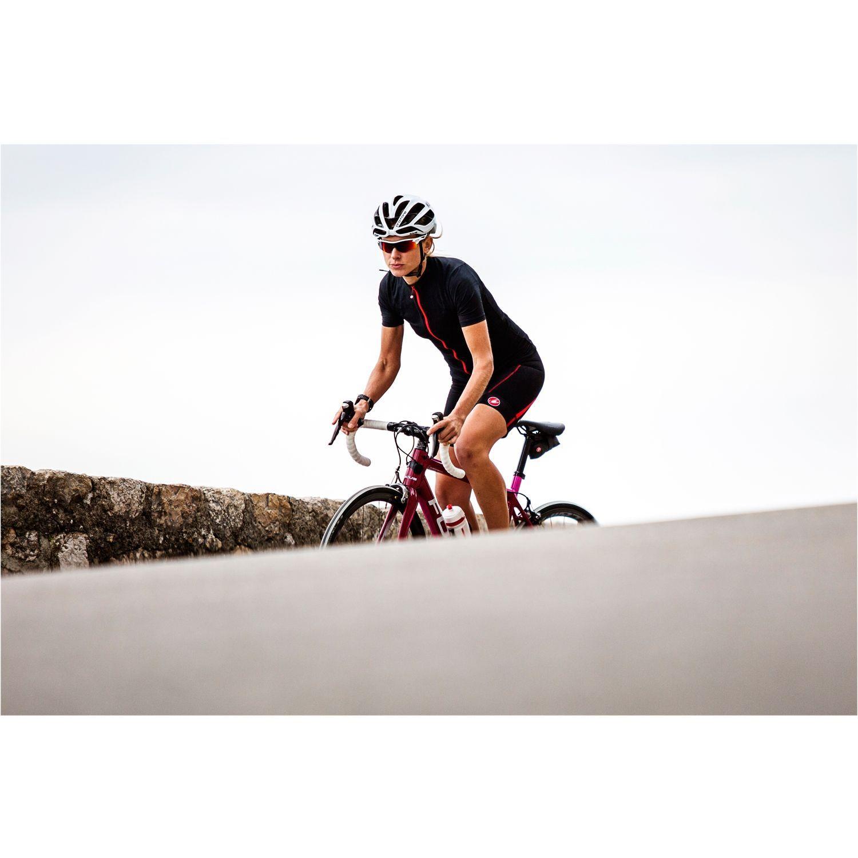 Castelli PROMESSA 2 - womens short sleeve cycling jersey black. Next 68b9aacfb