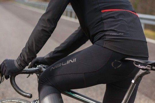 Nalini PRO Pro Gara Bib Tight Trägerhose lang schwarz (I18-4000)