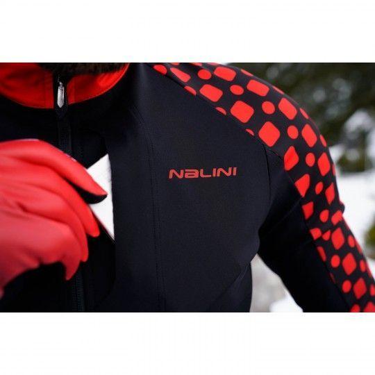 Actionbild 3 Nalini Winterjacke Crit 3L Jkt 2.0 schwarz/rot