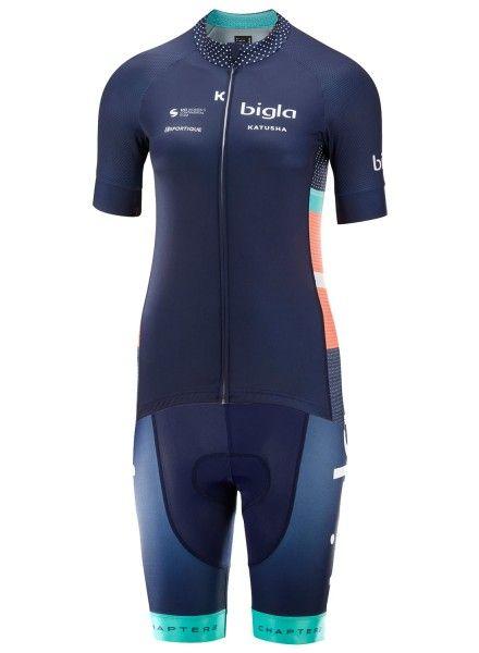 Bigla - Katusha 2020 Damen Radsport Set