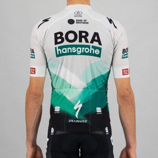 Bora Hansgrohe 2021 Radtrikot kurzarm 5