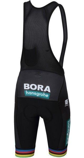 BORA-hansgrohe Straßenrad Weltmeister 2018 Trägerhose 2
