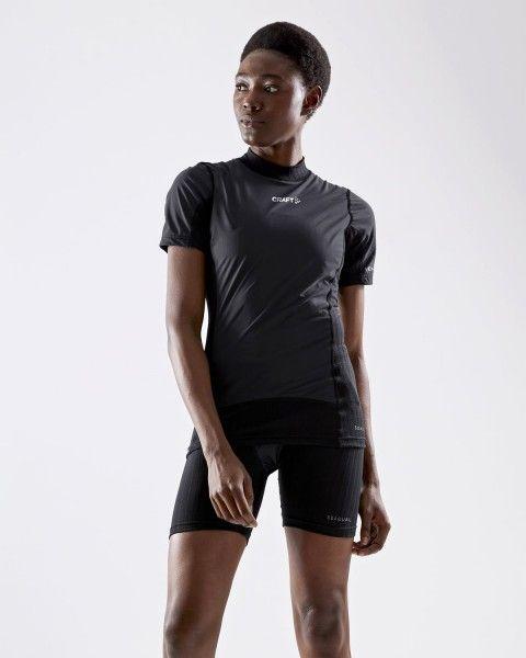 Craft Active Extreme X Damen kurzarm Unterhemd windschutz sw 5
