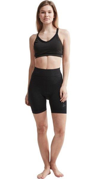 Craft FUSEKNIT Bike Boxer Damen Unterhose schwarz 5