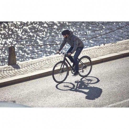 Craft Ride Rain Jacket Fahrrad Regenjacke grau 5
