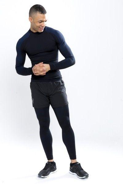 craft warm intensity langarm unterhemd schwarz blau 5