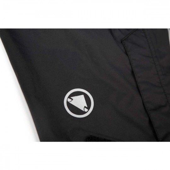 Endura HUMMVEE Fahrrad Regenhose lang schwarz 5