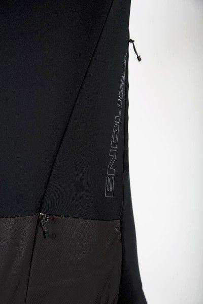 Endura MT500 Thermo Radtrikot langarm schwarz 5