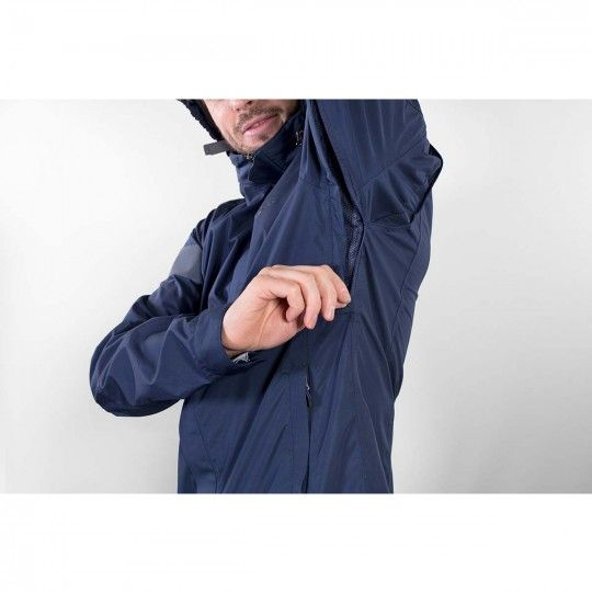 Endura URBAN 3in1 Regenjacke detail 3