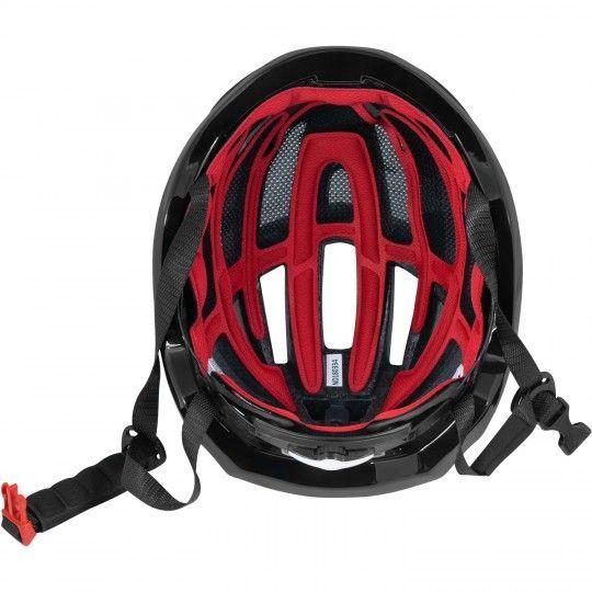 Force LYNX Fahrradhelm schwarz matt glänzend 5