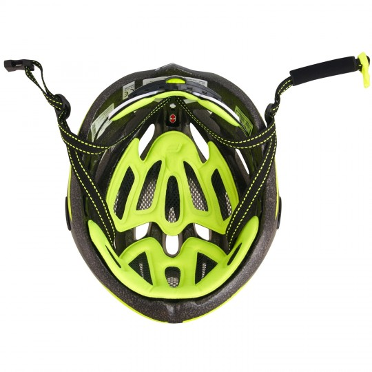 Force ROAD Fahrradhelm neon gelb 5