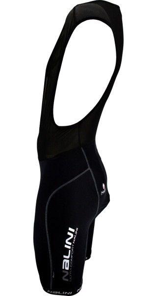 Nalini DAKUNA Radsport-Trägerhose schwarz 1