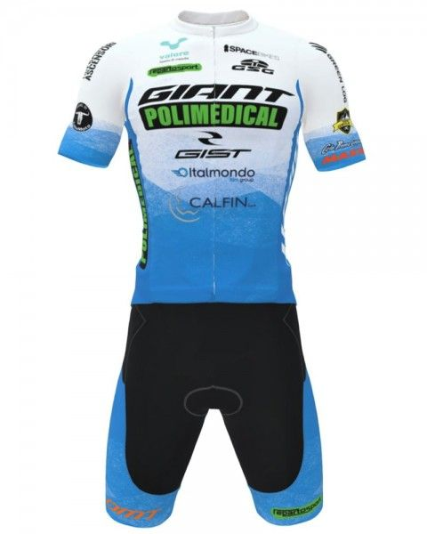 Team Giant Polimedical 2021 Radsport Set