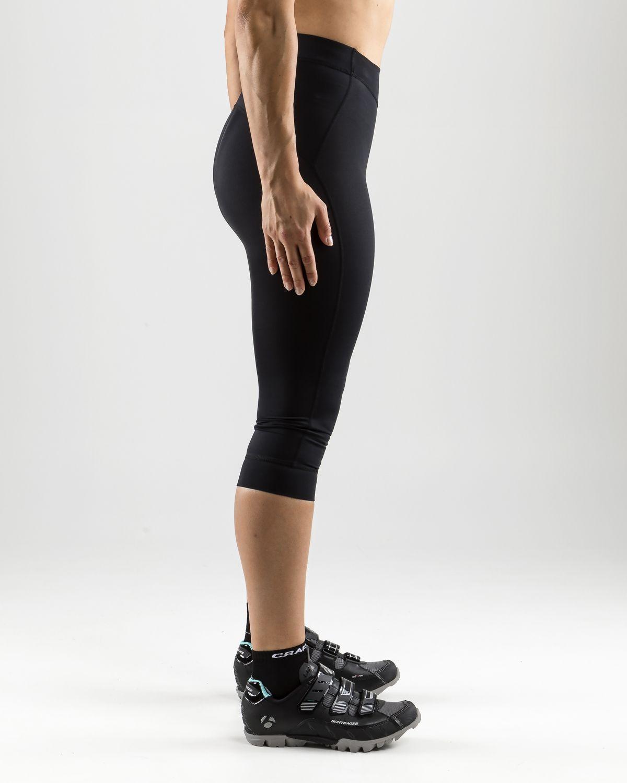 47ee7e9a23b7fc 40 Craft Damen-Radhose Active Basic Short schwarz L Kurze Hosen Damen