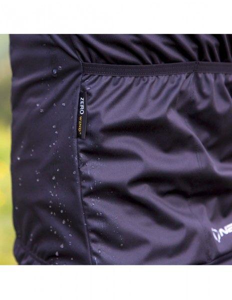 Detailbild2 Nalini Eco Wind Jacket Fahrrad Windjacke schwarz