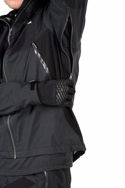 Endura MT500 Fahrrad Regenjacke schwarz 6