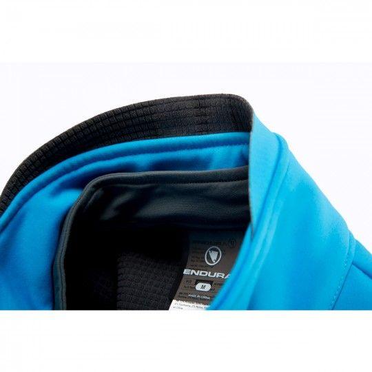 Endura PRO SL THERMO Fahrrad Winterjacke blau 6