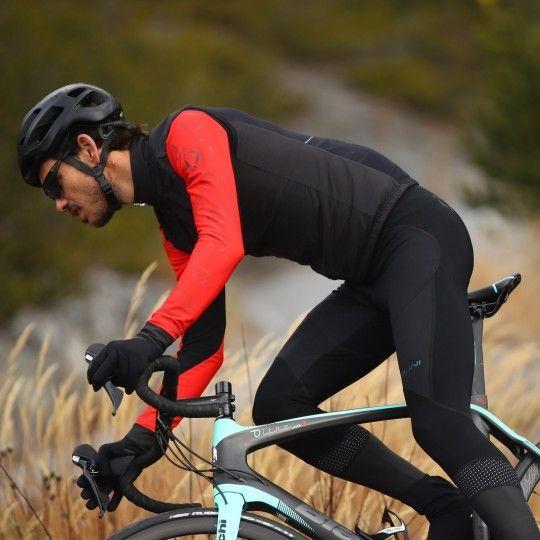 Nalini Pro Gara Vest Fahrradweste schwarz 6