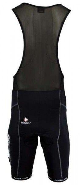 Nalini DAKUNA Radsport-Trägerhose schwarz 2