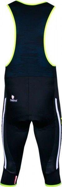 Nalini PRO Sinello Mid Serie 2M Radsport-Bermuda schwarz/neongelb (E16-4050) Größe L (4)