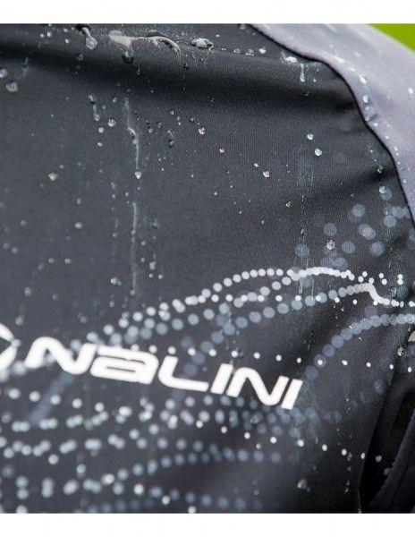 Detailbild3 Nalini Eco Wind Jacket Fahrrad Windjacke schwarz