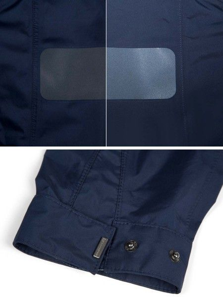 Endura URBAN 3in1 Regenjacke detail 5