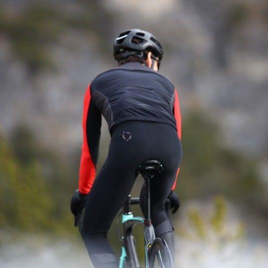 Nalini Pro Gara Vest Fahrradweste schwarz 7