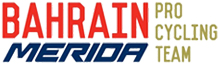 Logo Bahrain Merida Pro Cycling Team