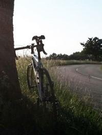 Aktionfoto Radtour