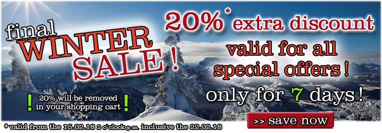 final Winter Sale