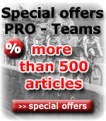 More than 500 special offers for PRO-Teams