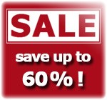 Permanent hot deals in our special offers