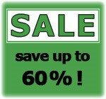 permanent bargains in our special offers
