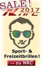 NRC Sport- und Freizeitbrillen im Markensale