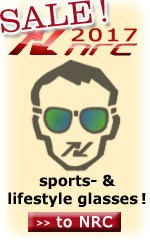 NRC sports- and lifestyle glasses in our Brand Sale