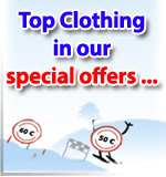 Top Clothing - already in our special autumn/winter offers!