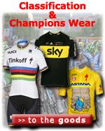 Dress like a rock star of cycling!