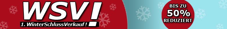 Erster Winterschlussverkauf startet heute